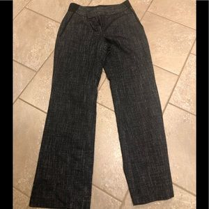 LOFT tweed trousers size 8. New without tag